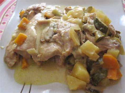 cuisine à la mijoteuse recettes de dinde de la cuisine au