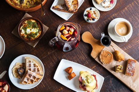 here s where to brunch this weekend lettuce entertain you