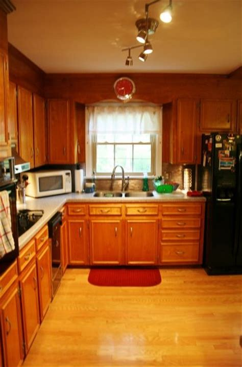 kitchen makeovers on a low budget our small budget kitchen makeover with many diy projects 9496