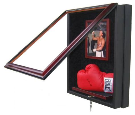 Maybe you would like to learn more about one of these? Display Cases - Boxing - Premium Glove, Boxing Memorabilia Display Cases