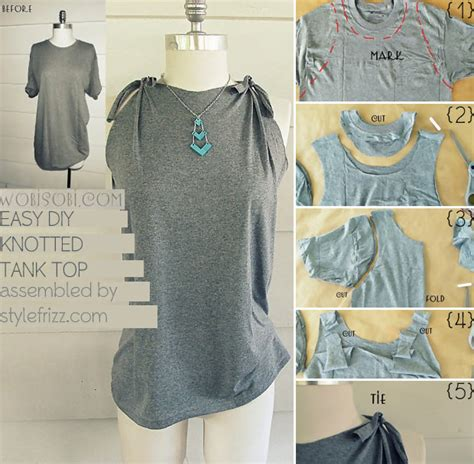 diy shirt designs easiest 5 diy t shirt restyles you must try stylefrizz