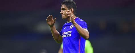 Luis Romo asegura que solo saldrá de Cruz Azul a Europa