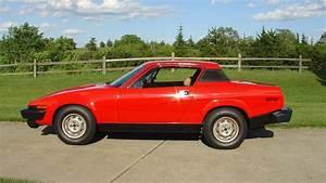 1976 Triumph Tr7 Coupe 231 Ci  Automatic