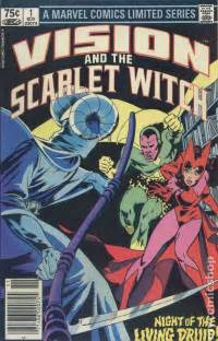 vision   scarlet witch  st series canadian