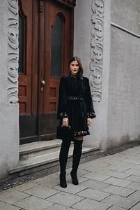 Perfektes Silvester Outfit : styling tipps f r das perfekte overknee stiefel outfit ~ Frokenaadalensverden.com Haus und Dekorationen