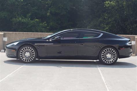 2012 Aston Martin Rapide Luxe Edition Stock # 4n003405a