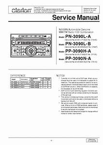 Clarion Pn3090xx Service Manual Download  Schematics