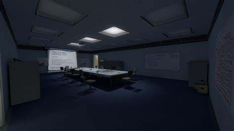 meeting room  stanley parable wiki fandom powered
