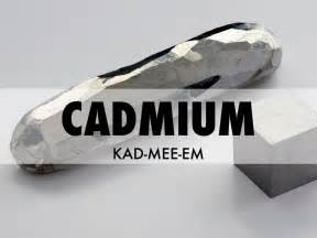 Cadmium by Jacob Brass