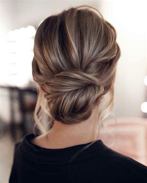 Low Updo Hairstyles by Low Bun Insta Emmyromack My Style In 2019