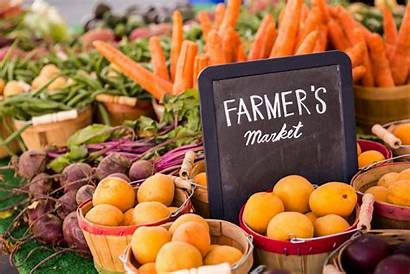Market Local Farm Farmers Humble