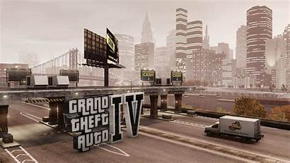 Gta Iv Theft Grand Wallpapers Movies Games