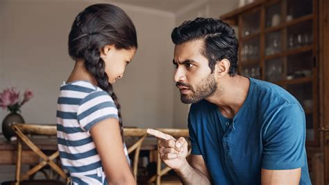 Parents Smacking Their Children