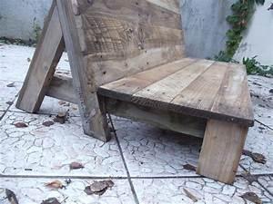 Fabriquer Un Canapé En Palette : fabriquer une banquette en palette ides ~ Voncanada.com Idées de Décoration