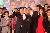 鄭文燦上任升格桃園市長 蔡英文許信良齊勉勵 | 民報 Taiwan People News