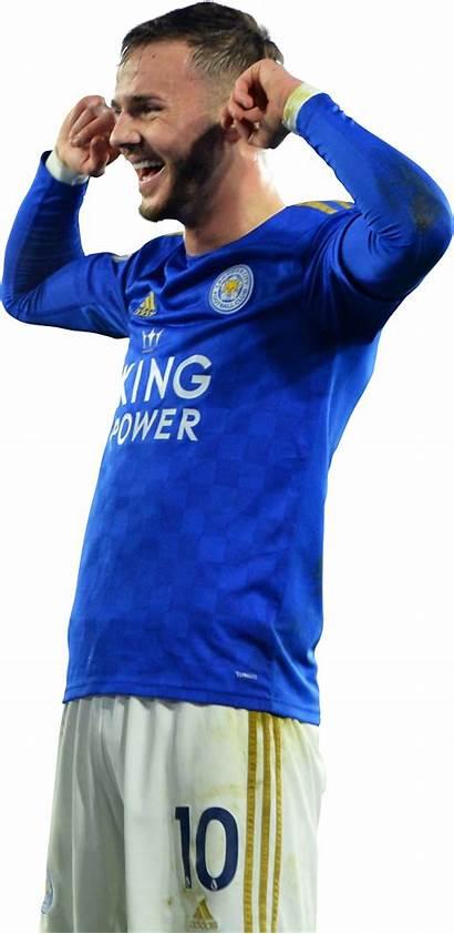 Maddison James Render Footyrenders Leicester