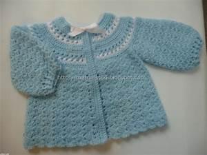 Patrones Gratis Crochet Para Tejer Chambritas Bebe And ...