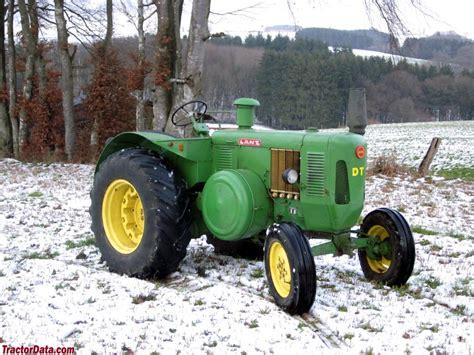 TractorData.com Lanz Bulldog D6016 tractor photos information