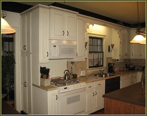 how to redo kitchen cabinets yourself redoing kitchen cabinets in a mobile home home design ideas 8840