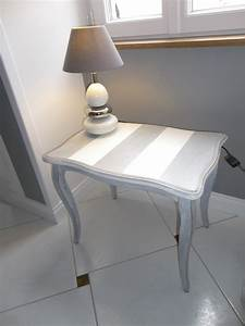 Petite Table Basse Blanche : attractive petite table basse blanche 7 table basse flashback laque et hevea am pm petite ~ Teatrodelosmanantiales.com Idées de Décoration