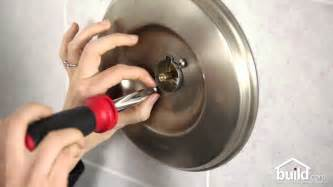 how to replace and install a shower valve cartridge