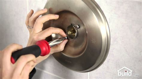 kitchen faucet repair parts how to replace and install a shower valve cartridge