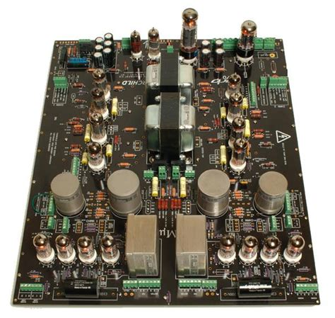 drip announces fairchild  pcb diy recording equipment