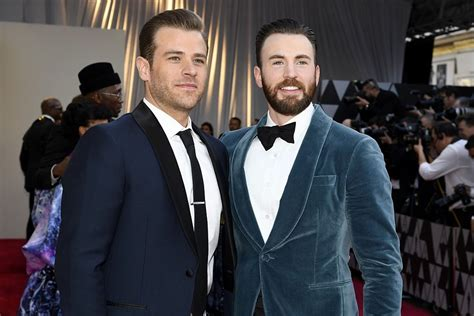 Chris Evans' Brother Scott Jokes About Actor's Alleged ...