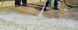 Nettoyer Terrasse Carrelage Eau De Javel : nettoyer terrasse beton javel jardin ~ Melissatoandfro.com Idées de Décoration