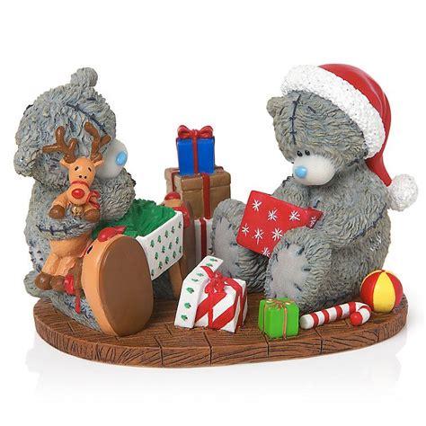 tatty teddy christmas decorations me to you decorations tree and ornaments tatty teddy ebay