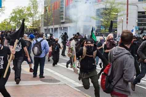 violent tribalism  display  charlottesville liberty