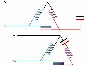 Moteur Triphasé En Monophasé : le moteur asynchrone monophas spire de frager ou condensateur ~ Maxctalentgroup.com Avis de Voitures