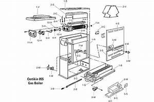 Certikin Spare Parts For 055 Gas Heater  U0026 Easiheat