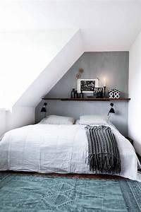 chambre sous combles 10 idees d39amenagement cote maison With chambre sous les combles