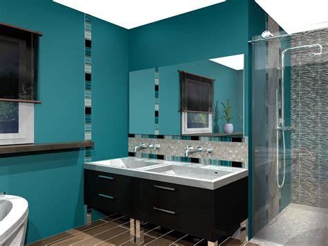 cuisine salle de bains 3d ma salle de bain en 3d idées de design suezl com