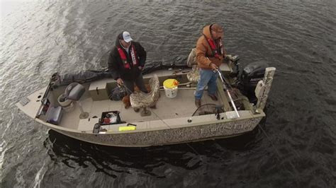 Duck Hunting Boat Necessities by Utility Player Muskie Fishing
