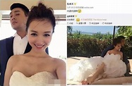 朱孝天娇妻晒婚照 外界好奇是真婚纱照还是工作照-朱孝天-东北网哈尔滨