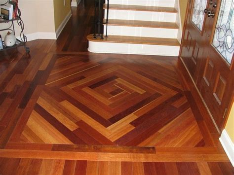 Eye Popping Wood Floor Designs