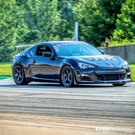 pure motorsport jdl turbo brz track build scion fr