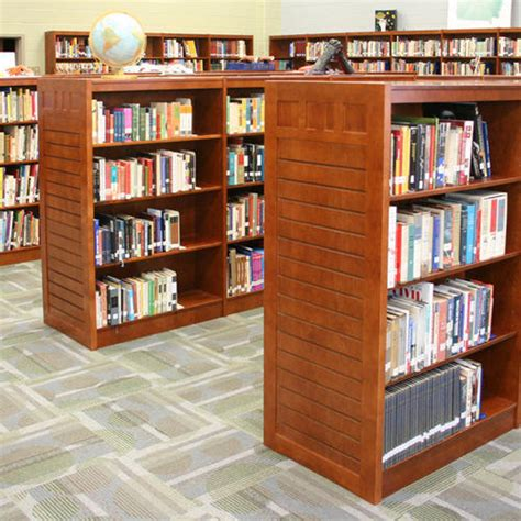 School Library Shelves At Rs 8000 Piece Library