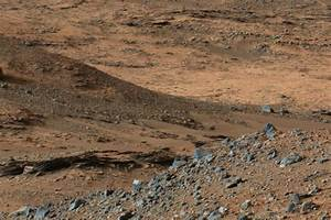 20 percent of Mars' surface was likely water 4.5 billion ...