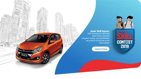 Tes ini dapat berbentuk tertulis, proyektif Daihatsu SMK Skill Contest Ke 5 - BKK SMK Dinamika ...