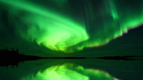 Northern Lights Animated Wallpaper - beautiful boreal animated wallpaper http www