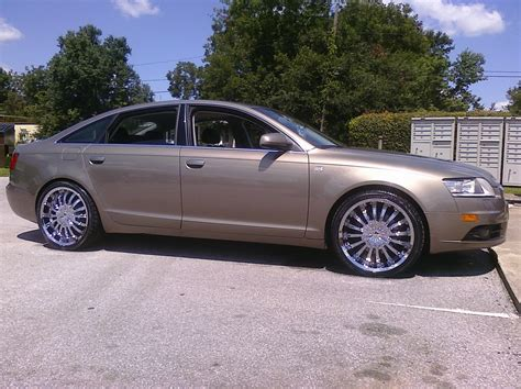 Audi A6 Modification by Jibril S 2006 Audi A6 Specs Photos Modification Info At