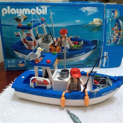 Playmobil Boats Sale by Playmobil 5131 Fishing Boat For Sale In Artane Dublin