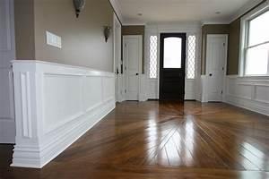 Interior, Wood, Wall, Paneling, Designs