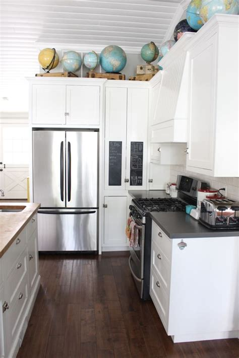 kitchens with an island house tour kitchen the pleated poppy 6599