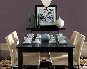 80 idees d39interieur pour associer la couleur prune With couleur mur salle a manger