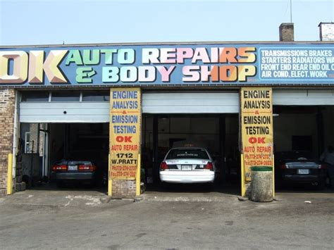 auto repair body shop auto repair rogers park