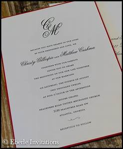 traditional wedding invitations archives eberle invitations With very traditional wedding invitations